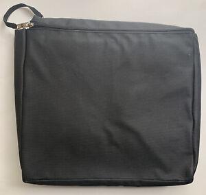 Small Black Laptop Notebook IPad Nylon CASE  New