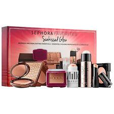 Sephora Favorites SUNKISSED GLOW Bronzer & Highlighting 7 Pc Set