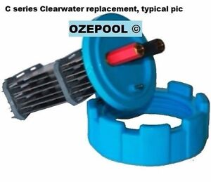 """C330/250 CLEARWATER,26g K-Chlor Replacement, also HS7000, """"O""""ring, FREE Deliver"""
