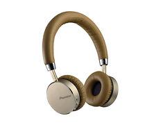Pioneer Se-mj561bt-t Bluetooth Wireless Headphones With NFC CONNECTIVITY - Tan