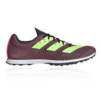 adidas Mens Adizero XCS Cross Country Running Spikes Traction Purple Sports
