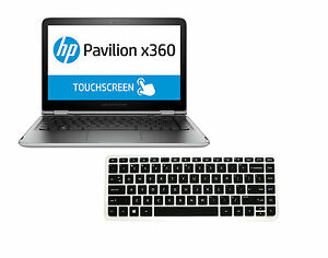 Keyboard Cover Protector for HP Pavilion x360 13-a010dx 13-a010nr 13-s020nr