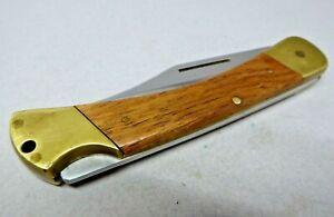 Puma 970 Game Warden 1973 Puma Pocket Knife