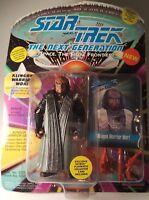Playmates Toys Star Trek The Next Generation Klingon Warrior Worf New 1993 !!!