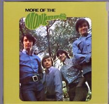 MORE OF THE  MONKEES SUPER DELUXE 3 CD EDITION BOX SET Handmade RHINO NEW SEALED