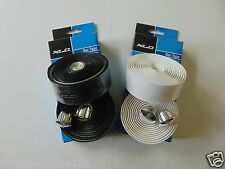 XLC Microfibre & Gel HandleBar Tape Road Black or White Padded TO CLEAR RRP £20