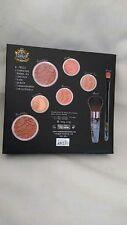 Cougar by Paula Dunne 100% Pure Mineral make up 8 Piece set in shades MEDIUM/TAN