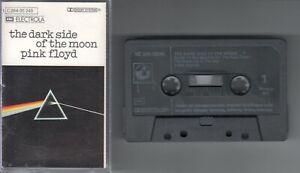 Pink Floyd    MC / Tape / Kassette    The Dark Side of the Moon   ©   1973    EM
