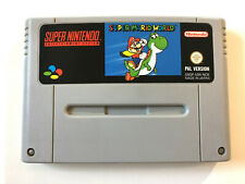 Super Mario World - Super Nintendo SNES PAL #429