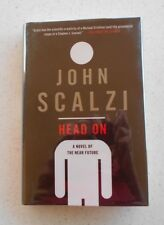Head On by John Scalzi, SIGNED, 1st Edition, HC / DJ, 2018