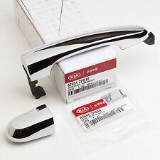 Genuine Kia Sorento Door Handle SET 83662 2P010, 82651 2P010 - 11-15 Rear Right
