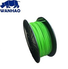 Wanhao Nuclear Green PLA 1.75 mm 1 KG Filament for 3d printer - Premium Quality