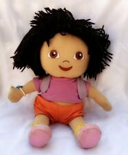 DORA THE EXPLORER WITH BACKPACK SOFT TOY DOLL PLUSH