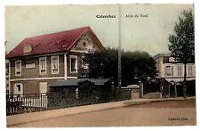 CPA 92 - COLOMBES (Hauts de Seine) - Allée du Nord (Pont de la Puce) - Legrand,