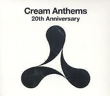 Cream Anthems/20th Anniversary von Various Artists (2013)