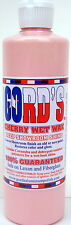 Gord's-Car,Truck,Auto-Cherry Wet Wax;Sealer RESTORES SHOW ROOM COLOR,12- 16 oz.