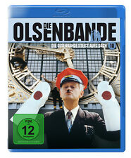 Die Olsenbande steigt aufs Dach - 10 Teil - Blu Ray