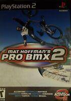 Mat Hoffman's Pro BMX 2 PS2 PlayStation 2, 2002 Complete