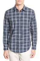 * NWT John Varvatos Slim Fit Check Sport Shirt NWT,  XXL