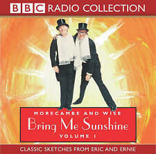 Morecombe and Wise - Bring Me Sunshine Vol 1 (BBC Audio Book CD) 2 x CD