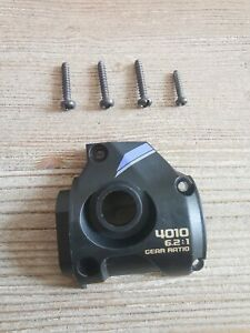 Shimano Aero 4010 GTM Fishing Reel Replacement Side Cover & Screws