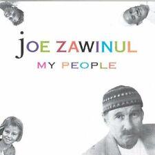 Joe Zawinul My people (1996, feat. Salif Keita, Trilok Gurtu..)  [CD]