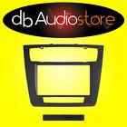 MA/544 Mascherina Autoradio Bmw Serie 1 E81 E82 E87 E88 2 DIN Cornice Vano Radio