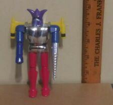 """Vintage 1978 Mattel Shogun Warriors RAIDER Action Figure 5"""""""