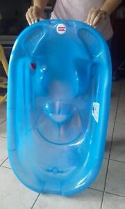 Vaschetta bagno Ok Baby modello Onda