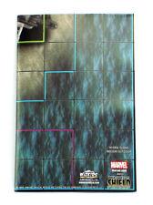 Marvel Heroclix Map Nick Fury Agent Of Shield Hydra Island Safehouse OP Kit LE