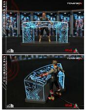 "1/12 Comicave TB055 TOYS-BOX 6"" Desk Model Iron Man Workshop Scene Accessory Toy"