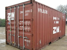 20ft Used Shipping Container, £1300.00+vat