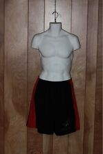 BOY'S FIT 2 WIN BASKETBALL SHORTS-SIZE: LARGE