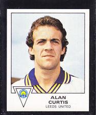 PANINI-CALCIO 80 - # 187 Alan Curtis-Leeds