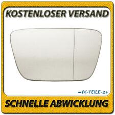 Spiegelglas für MERCEDES W100 /W113 /W114 /W115 rechts Beifahrerseite asphärisch