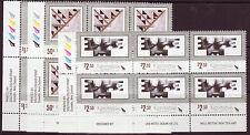 NEW ZEALAND 2008 150 YEARS OF KINGITANGA PLATE BLOCKS UNMOUNTED MINT,MNH