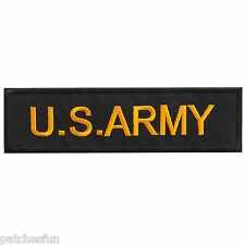 U.S.ARMY MILITARY MARINE AIR FORCE NAVY TOP GUN AIRCRAFT Iron on Patch #1467