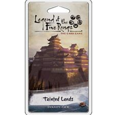 Tainted Lands Dynasty Pack Legend Of The Five Rings Card Game L5C10 Elemental
