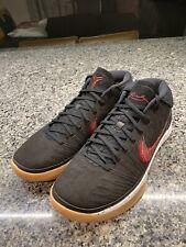 Nike Kobe Bryant AD Mid Genesis Black Gum Basketball Shoes Mens US 12 922482-006