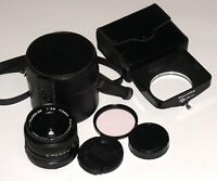 EXC! RARE! Fuji EBC Fujinon SW 24 mm 2.8 Wide Angle LENS M42 Screw Mount SHARP!