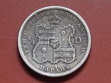 USA - Hawaii.  1883 Quarter Dollar..  Fine