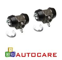 Rear Brake Cylinder X2 For Classic Mini Austin And Rover