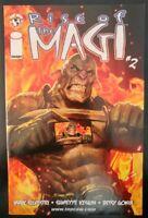 RISE of the MAGI #2a (2014 IMAGE Comics) ~ VF Book