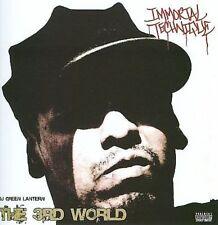 Immortal Technique 3rd World - CD 2008 Mint Condition