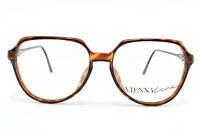 VIENNALINE Optyl Vintage Brille Mod 1404-10 Premium Eyeglasses Frame Austria NOS