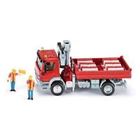 Mercedes Atego With Crane Siku - 150 3534 Model Scale Toys Lorry Truck