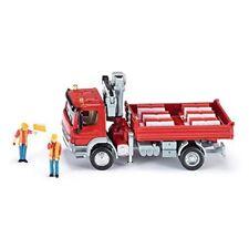 1:50 Mercedes Atego W/crane - Siku Crane 150 3534 Model Scale Toys Lorry Truck