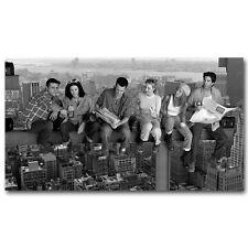 Friends Classic TV Series  Art Silk Poster 13x24 inch 001
