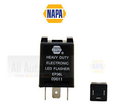 Turn Signal Flasher NAPA EP36L - for vehicles upgraded to LED bulbs only!