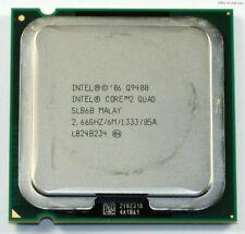 Intel Core 2 Quad Q9400 Q9450 Q9500 Q9505 Q9550 Q9650 CPU Quad Core Processor
